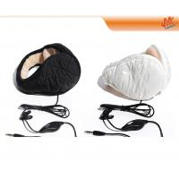 Quality Waterproof Cloth Stereo Earmuff Headphones to Listen Telephone, Adjustable and Foldable for sale