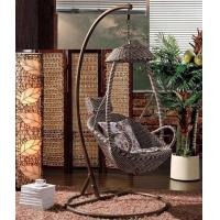 Quality 2014 fashion Egg Chair Swing rattan furniture for sale