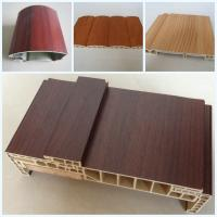 Quality Easy Installed WPC Board , Natural Color for sale
