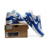 Buy cheap Air Max 90 Hyperfuse white and blue from wholesalers