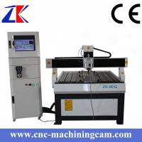 Quality air cooling spindle,4th axies cnc woodworking router ZK-9012 (900*1200*120mm) for sale