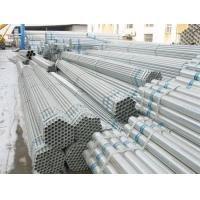 """Quality 25"""" 20"""" Galvanized Seamless Steel Pipe Anti Corrosion WIth Grade B for sale"""
