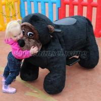 Quality Hansel coin operated walking animal ride for mall for sale