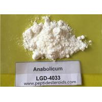 Buy cheap Legit Raw LGD-4033 Anabolicum SARMs Powder White Powder For Ganing Lean Muscle Mass from wholesalers