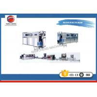 Quality 20 Liter  / 5 Gallon Water Filling Machine 3.8kw 380V / 50HZ 3500 * 1400 * 1560mm for sale