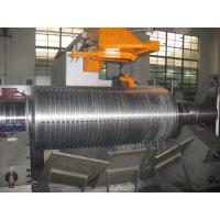 Quality water-cooled core and shell for aluminium casting & rolling caster for sale