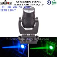 Quality 90W LED Moving Head Beam Light for sale