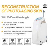 Quality Erbium Glass Fractional Laser Resurfacing For Cheek Wrinkle Removal , Acne Scars Removal 1550nm Laser for sale