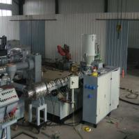 Quality Anti - Aging HDPE Water Hose Plastic Pipe Extrusion Machine for sale