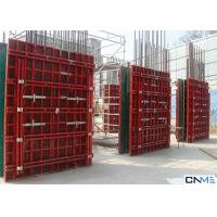 Quality Customized Size Wall Formwork System Various Material 65mm Thickness for sale