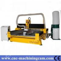 Quality 4th axies cnc router machine for carving stone ZK-1325(1300*2500*300mm) for sale