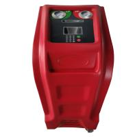 Quality ABS Mode Recovery Flush Machine 800g/min Charge Speed Red Color for sale