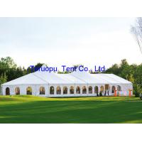 Quality Outdoor frame marquee tent, high peak marquee aluminum frame tent for sale