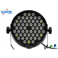 Quality Wash Effect LED Par Stage Lights With Plastic Material Signal Indicator for sale