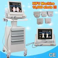 Quality HIFU face lift skin rejuvenation wrinkle removal machine for sale