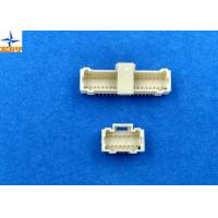 Buy Phosphor Bronze Terminal Connector, SMT Wire To Board Connectors MX 501189 wafer at wholesale prices