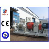 Quality OEM Open Type Two Roll Rubber Mixing Mill Machine With Oversea Service for sale