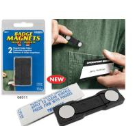 Quality magnetic badge and name card holder for sale