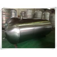 Quality Different Capacity Compressed Air Storage Tank U Stamped Pressure Vessel for sale