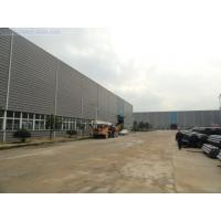 Quality Prefab House Earthquake Proof Light Industrial Steel Buildings With Q235, Q345 for sale