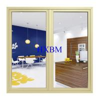 China Excellent Impermeability Aluminum Frame Sliding Windows Damp Proof For Houses for sale