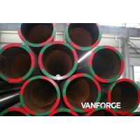 Quality EN10216-3 620QH Carbon Steel Seamless Tube , Seamless Alloy Pipe Fine Grain for sale