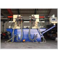 Quality Microcomputer Control Double Head Pipe Bending Machine Two Dimensional Angle for sale