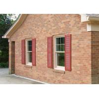 Buy cheap Customized Residential Aluminium Louvre Windows For Ventilation 1.4mm Thickness from wholesalers