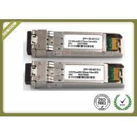 China 10G SM Duplex Sfp Transceiver Module Compatible Cisco SFP-10G-LR for sale