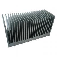 Quality Extruded Aluminum Heatsink Extrusion Profiles , 6061 / 6005 Aluminum Heatsinks For Solar PV Products for sale