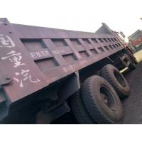 Buy Howo 8x4 Used Dump Truck 12 Wheel 30-40 Tons With Nice Looking No Damage at wholesale prices