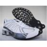 Mens Nike Shox OZ white/silver for sale