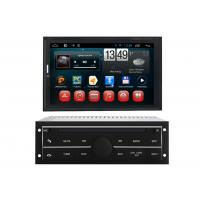 Quality Android 4.4 Quad Core / Wince System Mitsubishi Navigator Multimedia , Support Google Map Online for sale