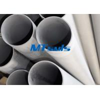 Quality 1.24mm - 54.59mm Thick 2507 / 1.4462 Duplex Steel Pipe Cold Rolled For Pipelines for sale