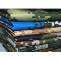 Quality Bright - Colored Twill Patterned Polyester Fabric Resistant Dirt Easy Cut for sale