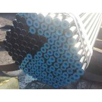Quality Carbon Steel Seamless Boiler Tube DIN17175 ST35.8  38 x 3.2 x 2000MM with Bevelled end black coating surface for sale