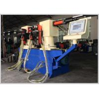 Quality Semi Automatic Stainless Steel Pipe Bender , Double End Pipe Bending Equipment for sale