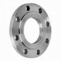 Quality CLASS 150 / CLASS 300 Slip On Weld Flange / Steel Pipe Flange ANSI Norm RF-SO for sale