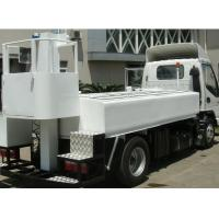 Quality Low Emissions Sewage Suction Truck Euro 3 Standard 0.25 - 0.35 MPa Pressure for sale