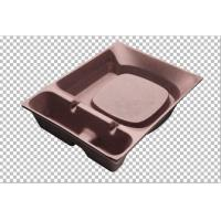 Quality Oil Resistant Molded Fiber Packaging Products Anti Static 100% Recyclable for sale