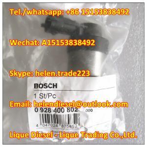 Quality BOSCH Fuel Pressure Regulator 0928400802 , 0 928 400 802 ,1920HT,96547943 ,96563003 ,P010102BDC,9683703780 for sale