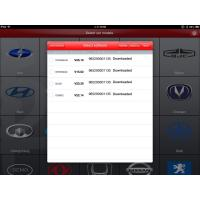 Quality Original Launch X431 Idiag OBD2 Car Diagnostic Software For Ipad And Iphone for sale