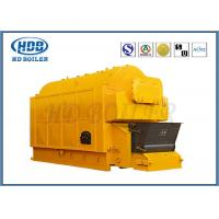 Quality Automatic Industrial Steam Hot Water Boiler Coal Fired Horizontal Single Drum for sale