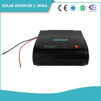 Quality Home Solar Panel Dc To Ac Inverter Sine Wave , 0.5 - 2KW Solar System Inverter  High Frequency for sale