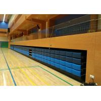 Buy cheap Multi Tiered Retractable Platform System Recessed Unit Telescopic Seating For from wholesalers
