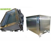 Quality Weaponry Ultrasonic Cleaning Machine For Vehicles / Machinery Components for sale