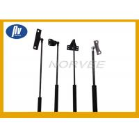 China Black OEM car gas struts , steel gas lift struts with metal eye end fitting on sale