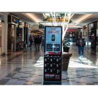 Quality 43 Inch Adversting Digital Signage Kiosk Machine Mobile Cell Phone Charging Station for sale