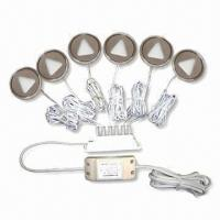 Buy cheap Stainless Steel Triangle DC 12V Indoor LED Plinth Light Set, Floor-mounted Light from wholesalers