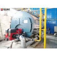 Buy Three Return Biogas Gas Lpg Fuel Fired Steam Boiler ISO 9001 Certification at wholesale prices